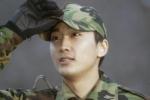"""송승헌 """"충성! 첫 휴가나…"""