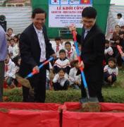 [글로벌 나눔 바이러스 2010]교육사각 탐디마을에 '베트남의 꿈' 심는다