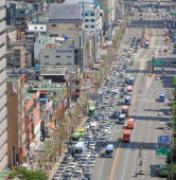 [도시와 길] <17> 서울 강남대로