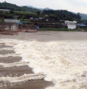 북한 나흘 만에 황강댐 또 방류…임진강 필승교 수위 '변동 없어'