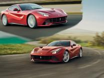 가장 빠른 페라리(Ferrari) 'F12베를리네타' 한국 상…
