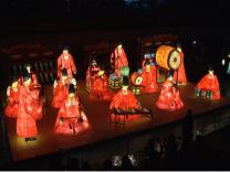 청계천을 따라서 2012 서울 등 축제에 가볼까요~