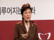 박근혜, '외교·안보·통일 분야' 정책발표