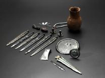 한반도 청동기·철기시대 유물 한자리에
