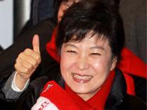 대한민국 첫 여성 대통령