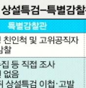 """""""상설특검, 완전한 독립기구화 필수"""""""