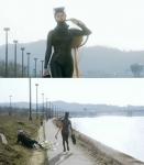 김혜수, 해녀복에도 볼륨몸…