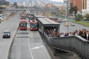 [한국형 창조경제 성공으로 가는 길-2부] (7) LG CNS의 콜롬비아 '대중교통 프로젝트…