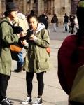 김범·문근영 유럽여행 포…