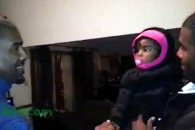 (영상)누가 진짜? 아빠와 쌍둥이를 본 아이 반응이…