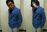 패션의 완성은 얼굴, 김제…