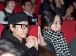 송혜교 강동원 시사회, 둘…