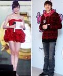 2PM 닉쿤-소녀시대 티파니…
