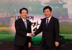 남경필-김진표 TV토론서 '보육교사 공무원화' 난타…