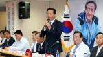 정몽준, 선거승리 재다짐…촘촘한 일정재개