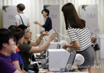 사전투표율, 20대이하 15.9%…가장 높아