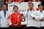 """與 """"朴 정부 믿어달라""""… 野 """"국민 지키기 48시간…"""
