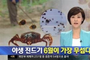 경북서 야생진드기 물린 4명 SFTS 확진…2명 사망