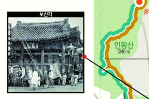 [노주석의 서울택리지 테마기행] <7> 한양도성(중)