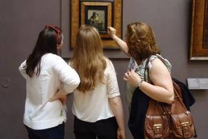 [함혜리 선임기자의 미술관 건축기행] '밀로의 비너스' 다빈치의 '모나리자' 이집…