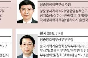 [김규환 선임기자의 차이나 로드] 中권력 핵심부의 '시진핑 사단'