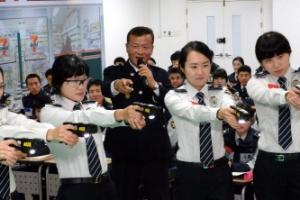 [이종원 선임기자 카메라 산책] 중앙경찰학교 여경(女警) 훈련장을 가다
