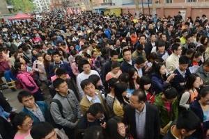 [김규환 선임기자의 차이나 로드] 중국도 공무원시험 열풍