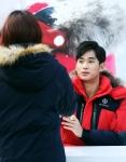 """팬사인회 김수현 """"이름이…"""