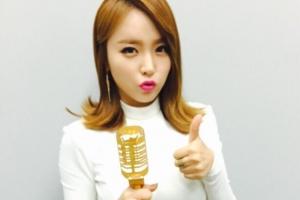 홍진영, '가요시대' 최초 2회 연속 1위 등극