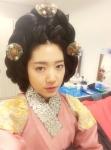 '상의원' 박신혜, 중전마…