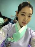 상의원 박신혜 '중전마마…