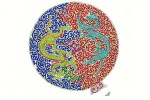 [세계의 조형예술 龍으로 읽다] <6> 고려시대 '용 은입사 관불반' / 강우방 일향한국…
