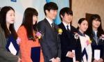 박지성, 재능 있는 학생들…