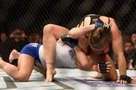 UFC 론다 로우지, 14초 만에 캣 진가노 제압 '11전 무…