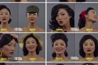 영상으로 보는 남·북한 헤어스타일 100년史 화제