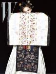 2NE1 씨엘, 전통 한복 입고…