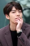"""'충무로 대세' 김우빈 """"…"""