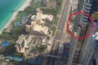 세계 두 번째 높은 아파트서 베이스점프 한 사람들 '…
