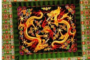 [세계의 조형예술 龍으로 읽다] <20>경복궁 근정전 천장의 용 / 강우방 일향한국미술사…
