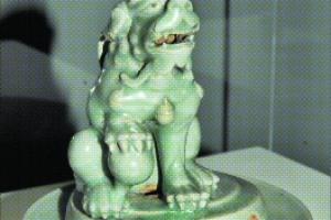 [세계의 조형예술 龍으로 읽다] <21>동·서양의 사자는 '용'의 형상화 / 강우방 일향…