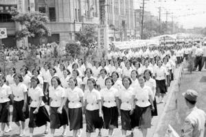 해방둥이 초청·총독부 철거… 그때 그 광복절 추억