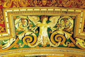 [세계의 조형예술 龍으로 읽다] <33>바티칸 미술관 천장의 성화(聖畵)