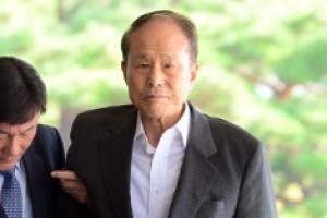 檢, '포스코 비리' 항소심서 이상득에 징역 7년 구형