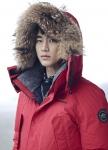 김수현, 스타일리쉬한 겨울…