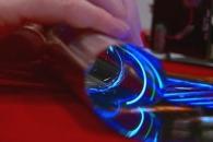영국BBC, LG '롤러블 디스플레이' 단독 체험 보도