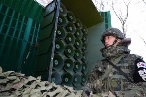군, 대북 확성기로 북한군에 'JSA 귀순' 소식 전파