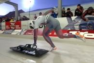 (영상) 윤성빈, 세계선수권 은메달…아시아 스켈레톤 …