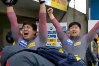 (영상) 원윤종-서영우, 봅슬레이 월드컵 다시 한번 세…