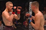 (영상) UFC 맥그리거, 월터급 첫 도전서 디아즈에 고배…