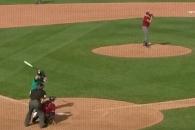 (영상) 이대호, 메이저리그 첫 홈런 폭발…타율 0.400